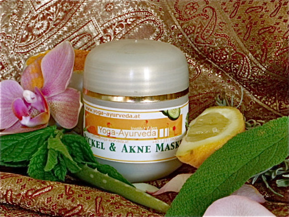 Pickel & Akne Maske 40 ml